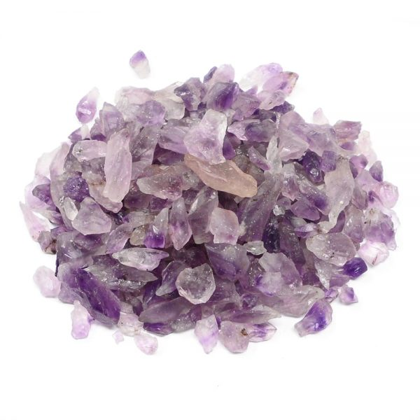 Amethyst Points (Dragon's Teeth) 16oz All Raw Crystals amethyst