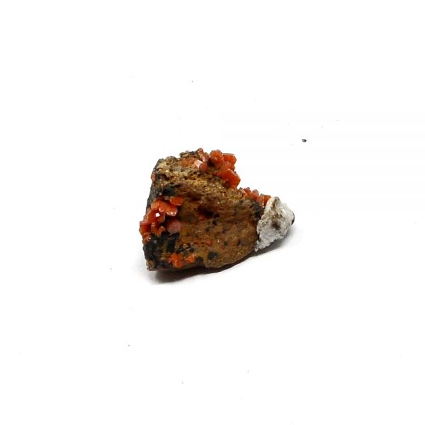 Vanadinite Mineral Specimen All Raw Crystals vanadinite