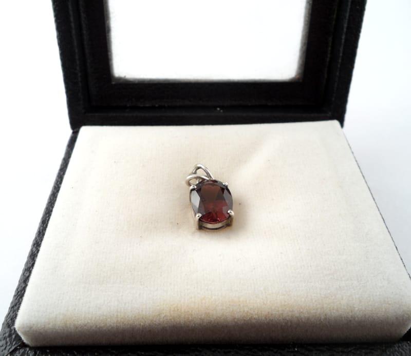 Rubellite Pendant All Crystal Jewelry pendant