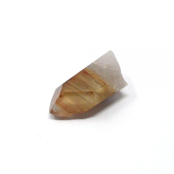 Amphibole Quartz Point All Raw Crystals amphibole quartz