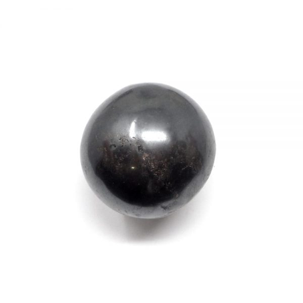 Hematite Sphere 50mm All Polished Crystals crystal sphere