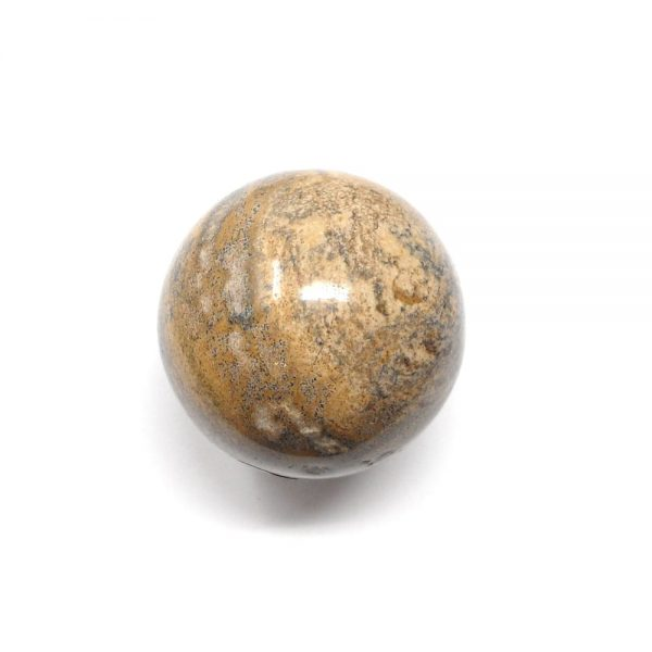Picture Jasper Sphere 50mm All Polished Crystals crystal sphere