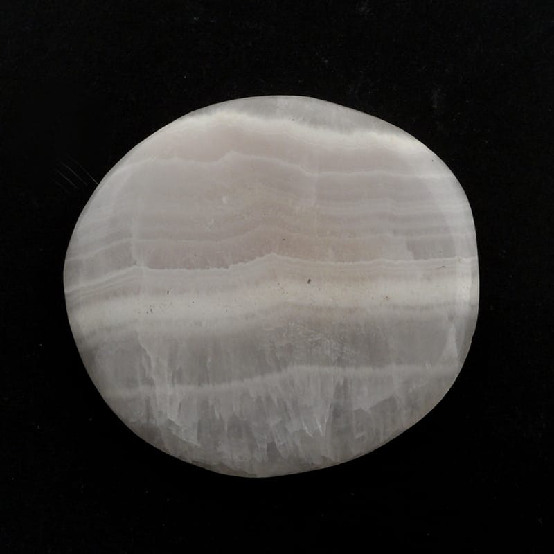 Calcite, Mangano Pocket Stone