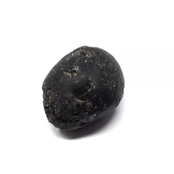 Tektite Crystal Specimen All Raw Crystals black tektite