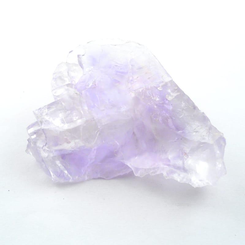 Halite,Lavender Raw Crystals halite