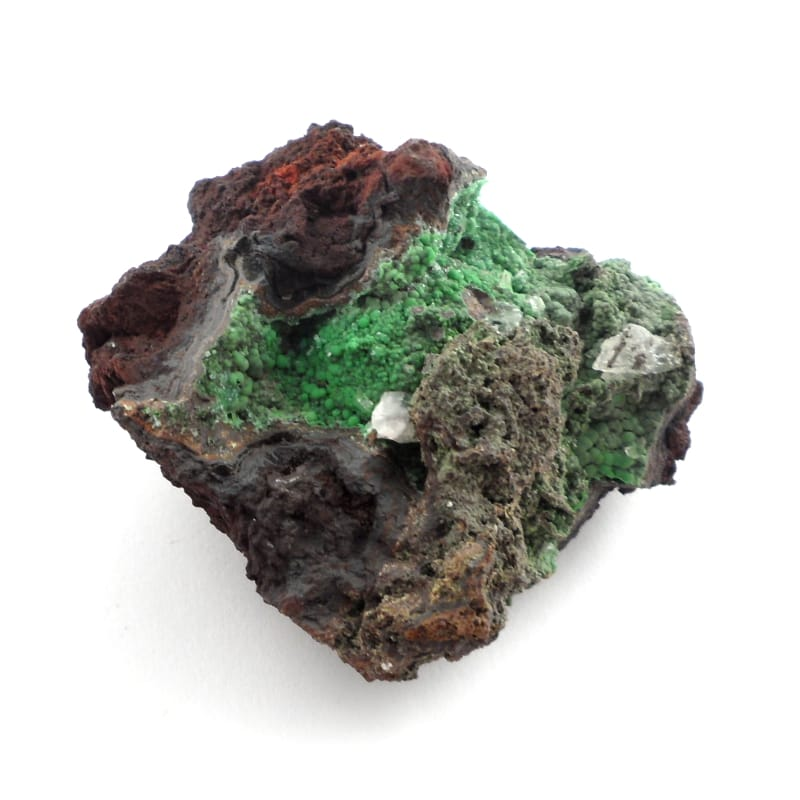 Conichalcite Mineral Specimen All Raw Crystals conichalcite