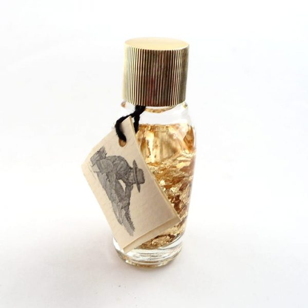 Gold Leaf Bottle Accessories bottle