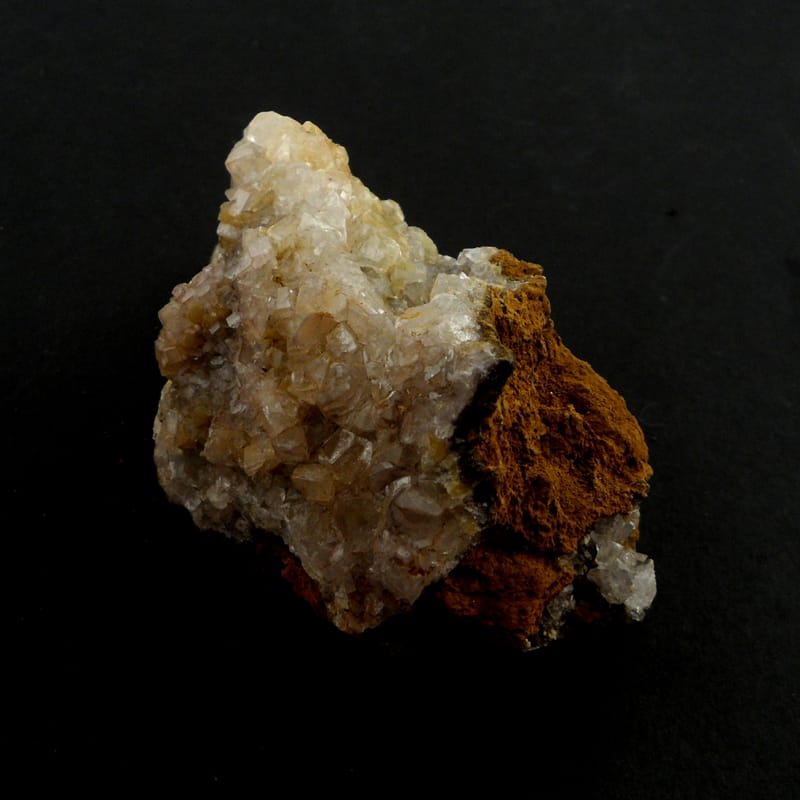 Hemimorphite Cluster All Raw Crystals
