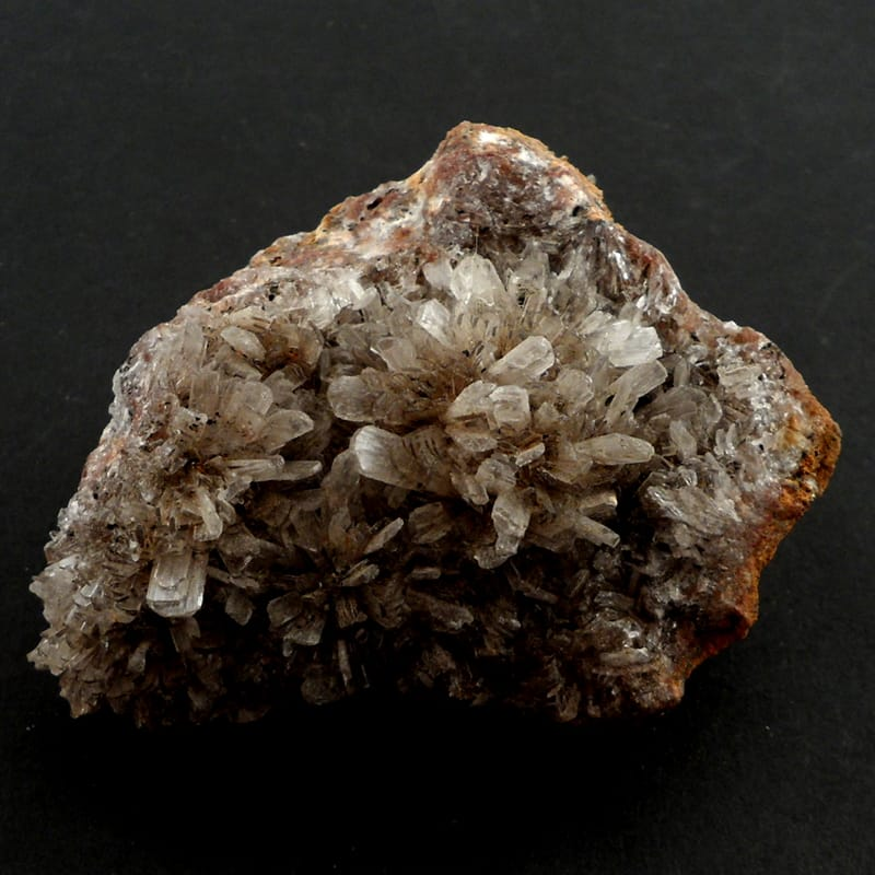 Hemimorphite Cluster Raw Crystals hemimorphite
