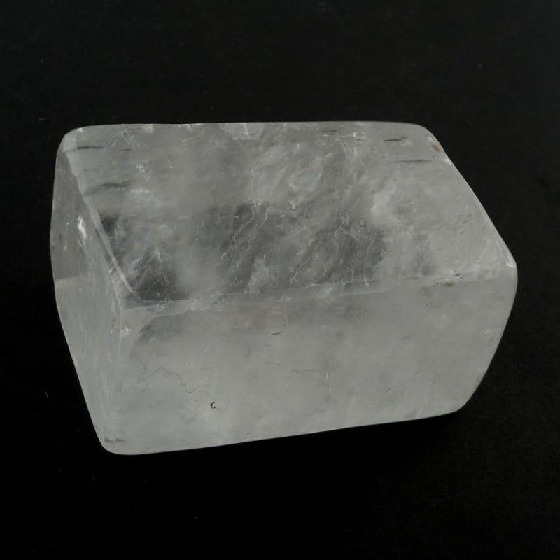 Optical Calcite (Iceland Spar) Mineral Specimen All Raw Crystals iceland spar