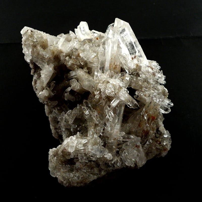 Quartz Cluster XQ All Raw Crystals cluster
