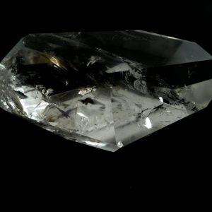 Clear Quartz Massage Wand, XQ All Polished Crystals clear quartz