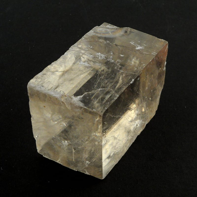 Optical Calcite (Iceland Spar) Mineral Specimen All Raw Crystals iceland spar