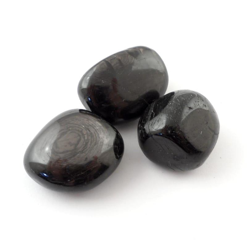 Hypersthene, tumbled, 2oz All Tumbled Stones hypersthene