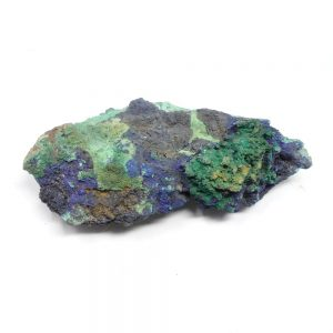 Azurite & Malachite Cluster All Raw Crystals azurite