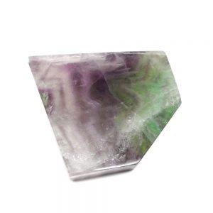 Fluorite Freeform Slab Gallet fluorite
