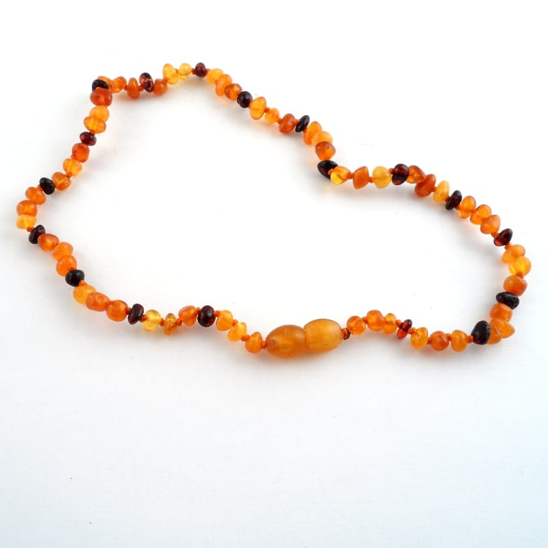 Amber Teething Necklace All Crystal Jewelry amber