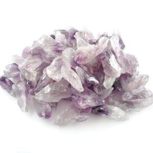 Amethyst Points, 16oz All Raw Crystals