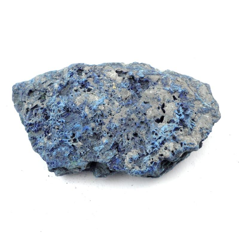 Azurite Mineral Specimen All Raw Crystals azurite