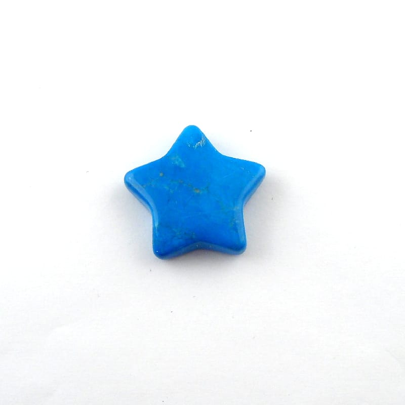 Blue Howlite Star All Specialty Items
