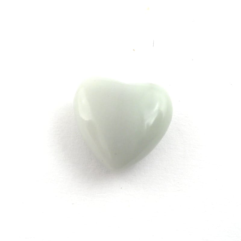 Infinite Heart Polished Crystals heart