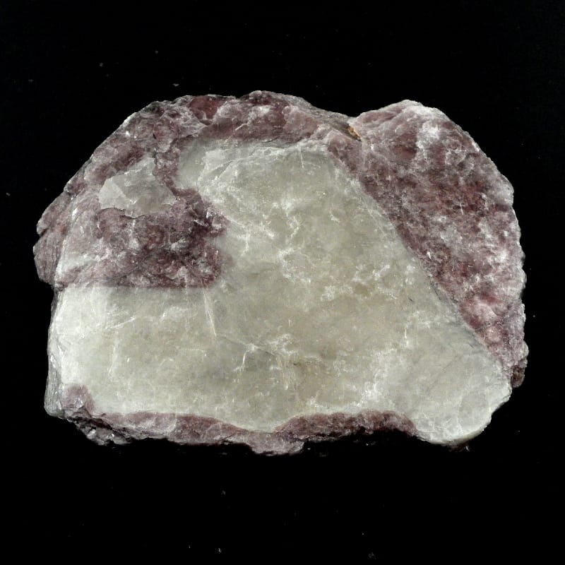 Mica and Lepidolite Specimen All Raw Crystals