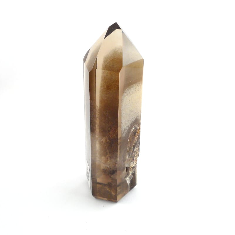 Smoky Quartz with Inclusions Generator Polished Crystals generator