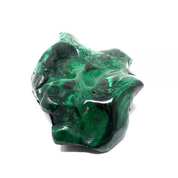 Malachite Partly Polished All Polished Crystals malachite