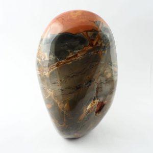 Ibis Jasper Sculpture All Gallet Items flame
