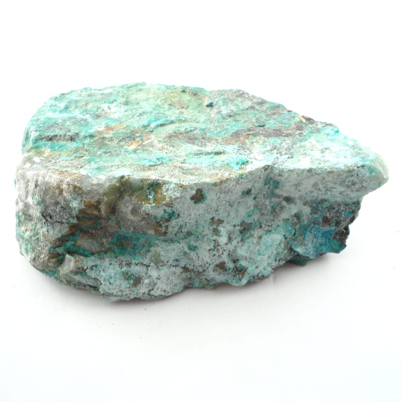 Chrysocolla Mineral Specimen All Raw Crystals chrysocolla