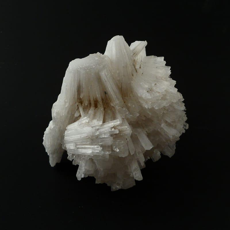 Scolecite Specimen Raw Crystals fibrous scolecite