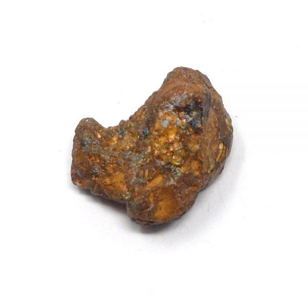 Boulder Opal Specimen All Raw Crystals boulder opal