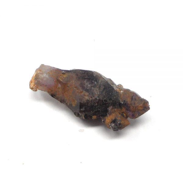 Brandberg Smoky Quartz and Amethyst All Raw Crystals amethyst