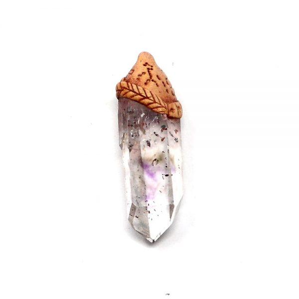 Brandberg Amethyst Pendant All Crystal Jewelry amethyst