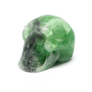 Fluorite Crystal Skull All Polished Crystals crystal skull