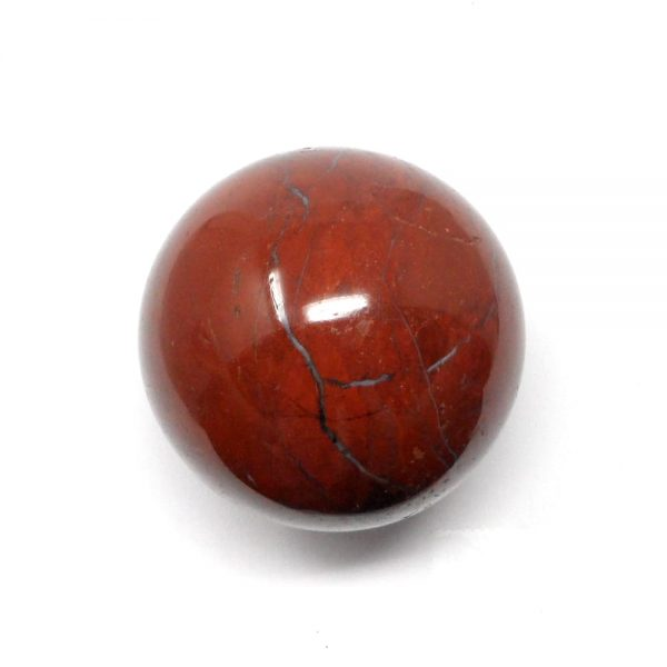 Red Jasper Sphere All Polished Crystals crystal sphere