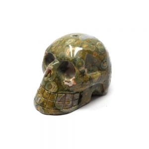 Rhyolite Skull All Polished Crystals crystal skull