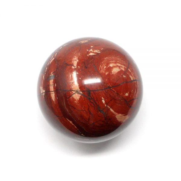 Snakeskin Jasper Sphere 50mm All Polished Crystals crystal sphere