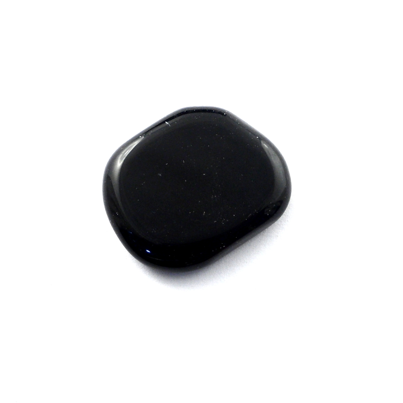 Black Obsidian Pocket Stone