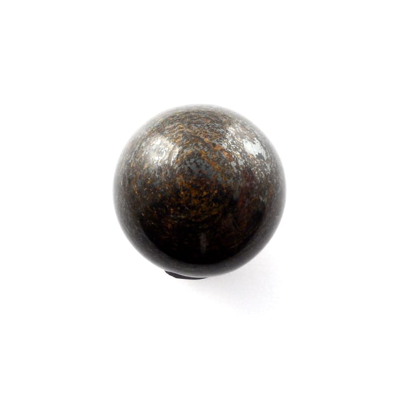 Bronzite Sphere, 40mm Polished Crystals bronzite