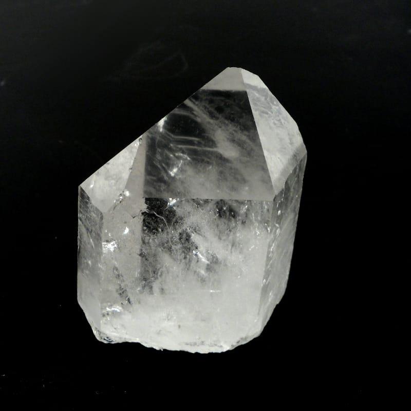 Quartz Point, Cut Base All Polished Crystals clear quartz