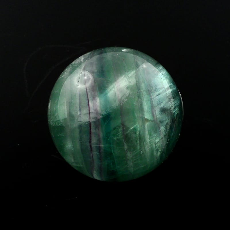 Fluorite Sphere, 40mm All Polished Crystals