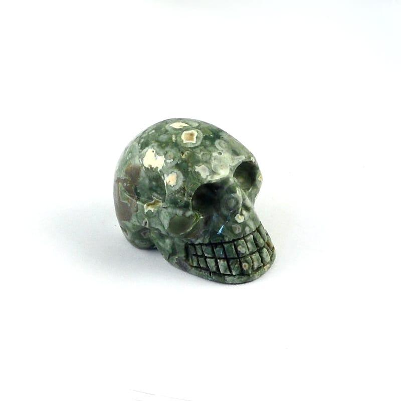 Rhyolite Skull All Polished Crystals rhyolite
