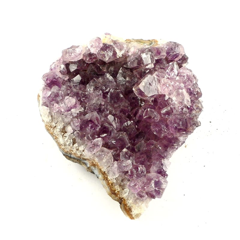 Amethyst Cluster All Raw Crystals
