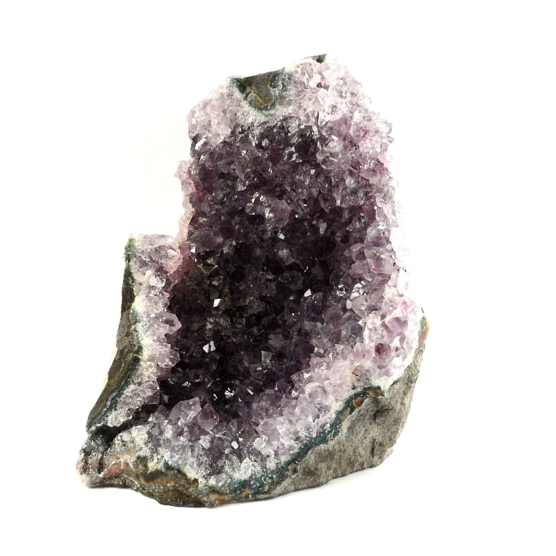 Amethyst Cluster, Stand Up All Raw Crystals