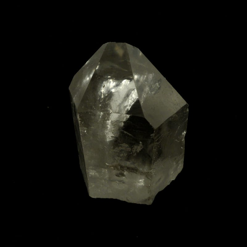 Quartz Point, Cut Base All Polished Crystals clear quartz
