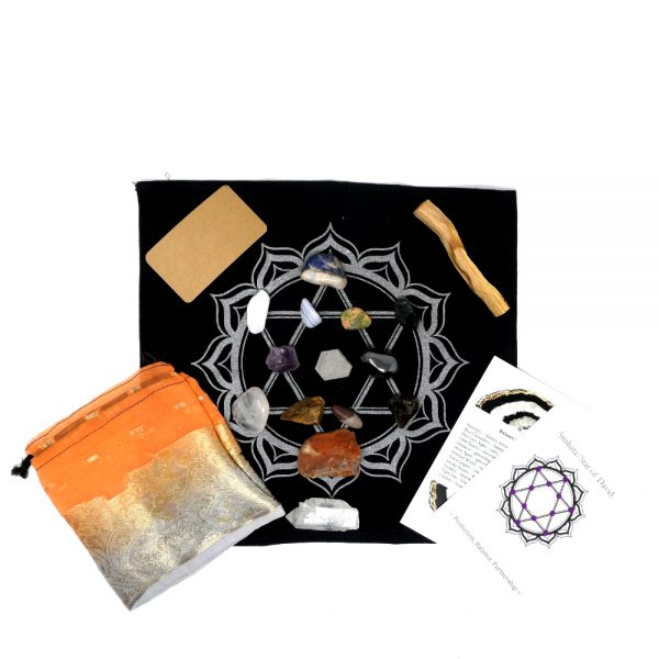 Make Your Own Crystal Grid – Balance & Grounding All Specialty Items