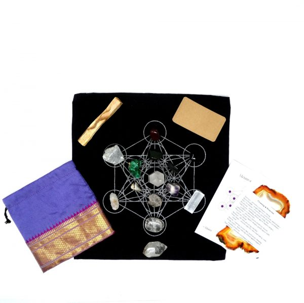 Make Your Own Crystal Grid – Cleansing & Protection All Specialty Items