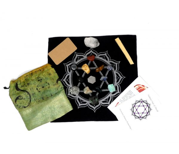 Make Your Own Crystal Grid – Warrior All Specialty Items crystal grid