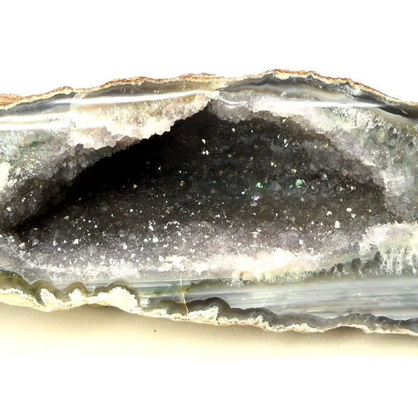 Amethyst Mixed Mineral Geode All Raw Crystals amethyst